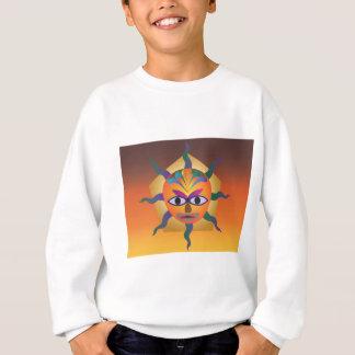 African Mask Sweatshirt