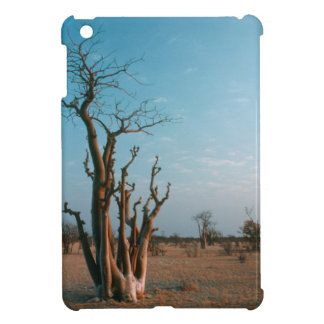 African Moringo Tree On Plain, Etosha National Case For The iPad Mini