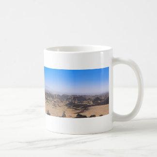African Namibia Desert Panorama Coffee Mug