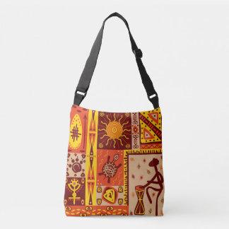 African Pattern 2 Crossbody Bag