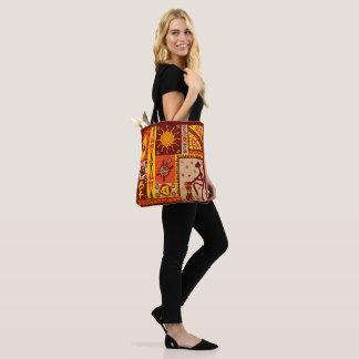 African Pattern 2 Tote Bag