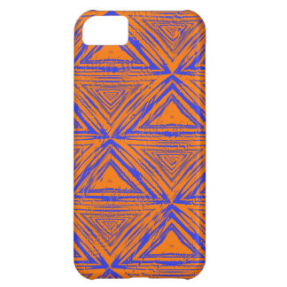 AFRICAN PATTERN iPhone 5C COVER