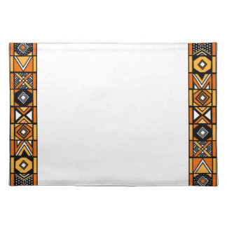 African Pattern Placemat