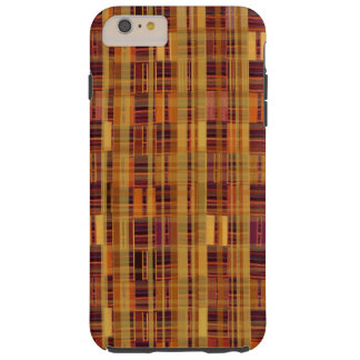 African pattern tough iPhone 6 plus case