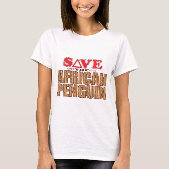 African Penguin Save T-Shirt