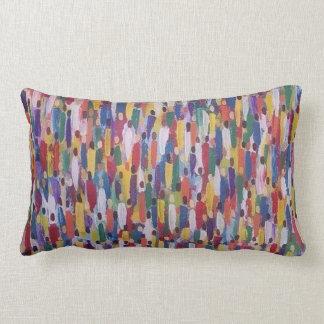 African People Lumbar Cushion