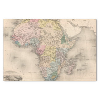 African Politics Tissue Paper