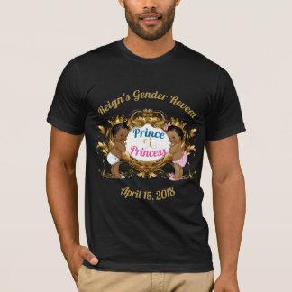 African Prince or Princess Gender Reveal Shirt