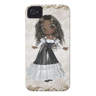 African Princess Blackberry Case