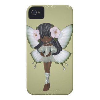 African Princess Butterfly Blackberry Case