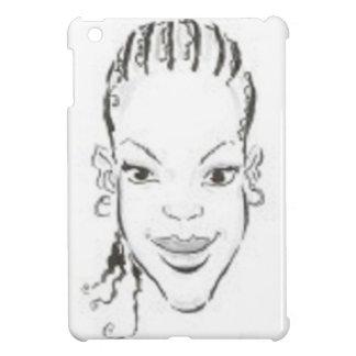 African Princess iPad Mini Cases