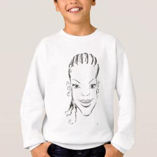 African princess. sweatshirt