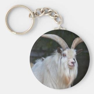 African Pygmy Goat Keyring Key Chains