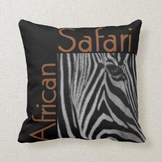 African Safari American MoJo Pillow Cushions