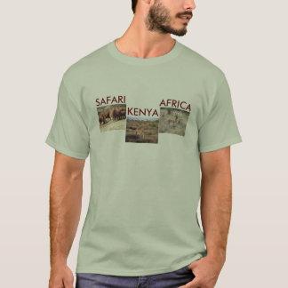 AFRICAN SAFARI, KENYA T-Shirt