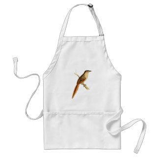 African Soft-tail Standard Apron