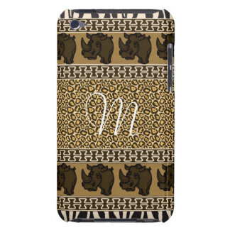 African Style Pattern, iPod Touch Barely Case
