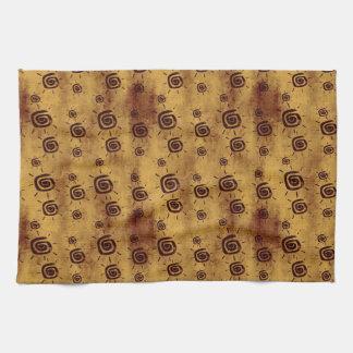 African Sun Tea Towel