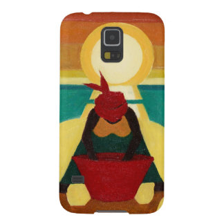 African Sunset 2009 Galaxy S5 Cases