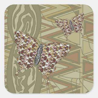 African Swallowtail Sticker