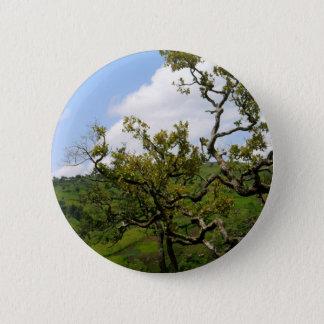African Tree of Hope 6 Cm Round Badge