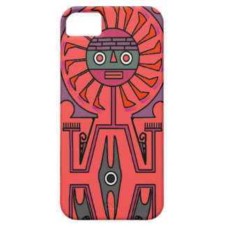 African tribal carving case for the iPhone 5