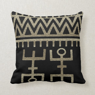 African Tribal Dance Cushion