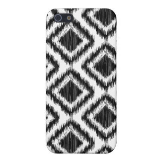 African Tribal Ikat Woven Look Modern Trend iPhone 5/5S Cases