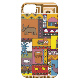 African tribal life multi case for the iPhone 5
