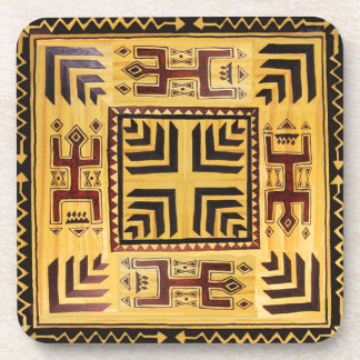 African Tribal Spirits Coaster