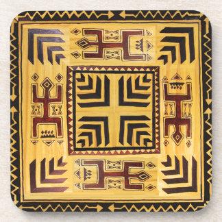 African Tribal Spirits Coaster