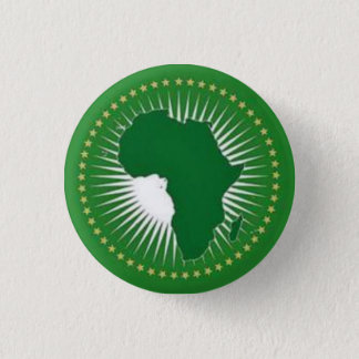 AFRICAN UNION PIN BUTTON BADGE