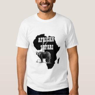 African Urban Female T-Shirt