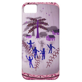 African village people iPhone 5 cover