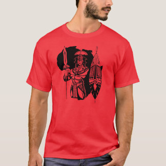 AFRICAN WARRIOR T-Shirt