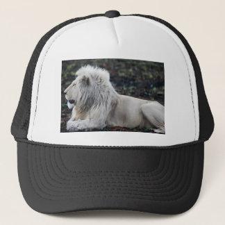 African White Lion Profile photo Cap