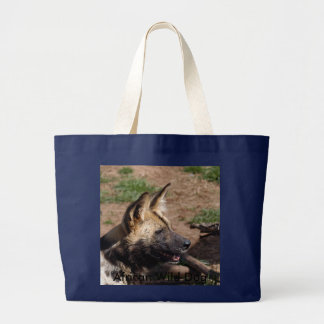 African Wild Dog-009 African Wild Dog Bags