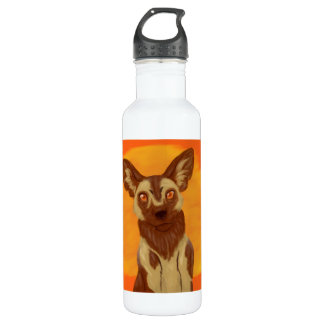 African Wild Dog 710 Ml Water Bottle