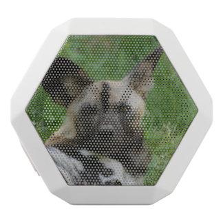 African Wild Dog White Boombot Rex Bluetooth Speaker