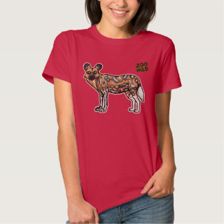 African Wild Dog T Shirts