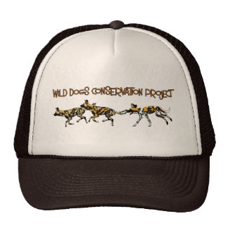 African Wild Dogs Conservation Project Cap