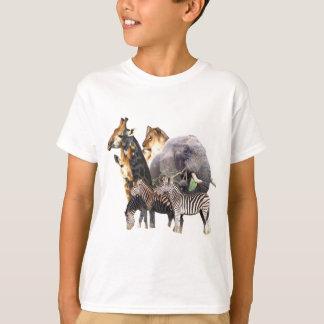 african wildlife t shirt