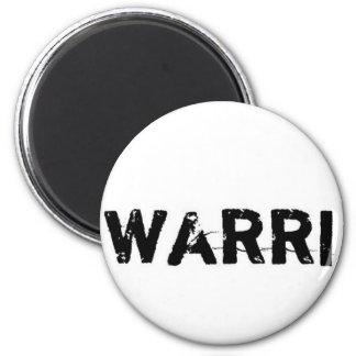 Africankoko Coll.(Warri, Delta State ,Nigeria) 6 Cm Round Magnet
