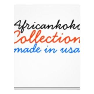 Africankoko Collection Flyers