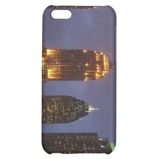 Africankoko custom Atlanta Georgia speckcase iPhone 5C Case
