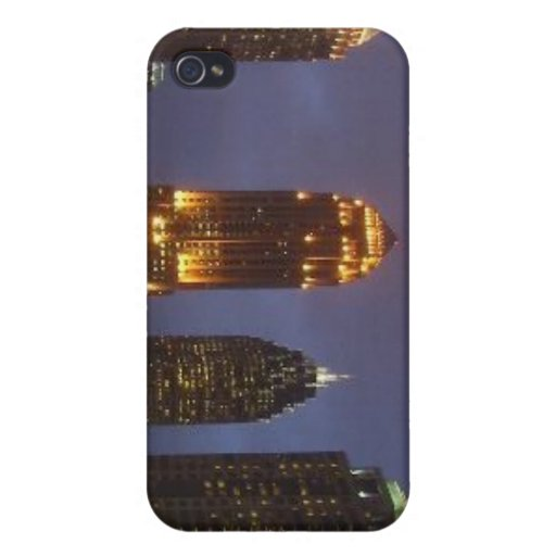 Africankoko custom Atlanta Georgia speckcase Cases For iPhone 4