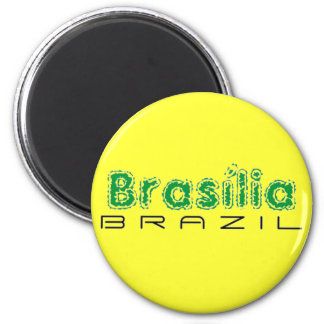 Africankoko custom Brasília, Brazil Magnets