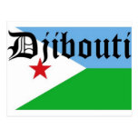 Africankoko Custom  Djibouti Postcard