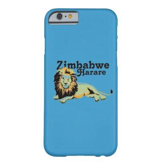 Africankoko Custom Harare. Zimbabwe Barely There iPhone 6 Case