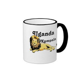 Africankoko Custom Kampala,  Uganda. Coffee Mug